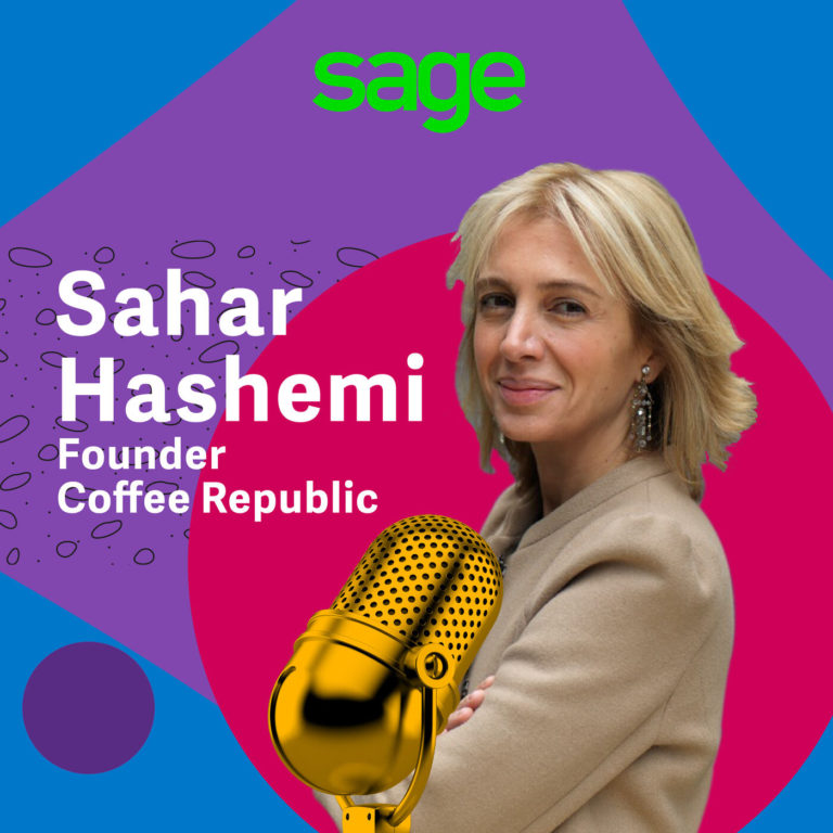 Sahar Hashemi: Write a small business plan that works