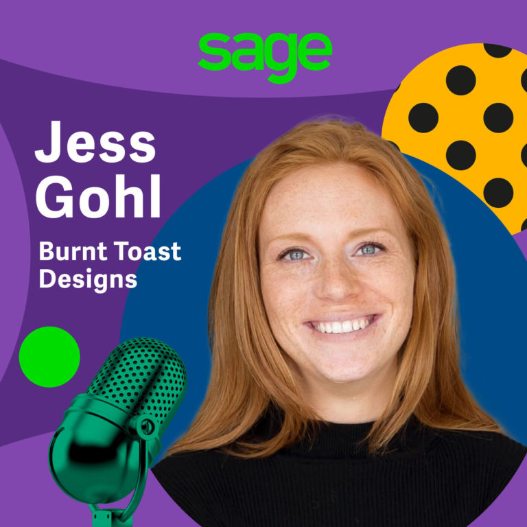 Jess Gohl: How to build your business on Instagram